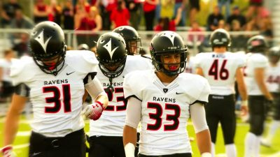 Thumbnail for: Carleton Ravens Football 2013