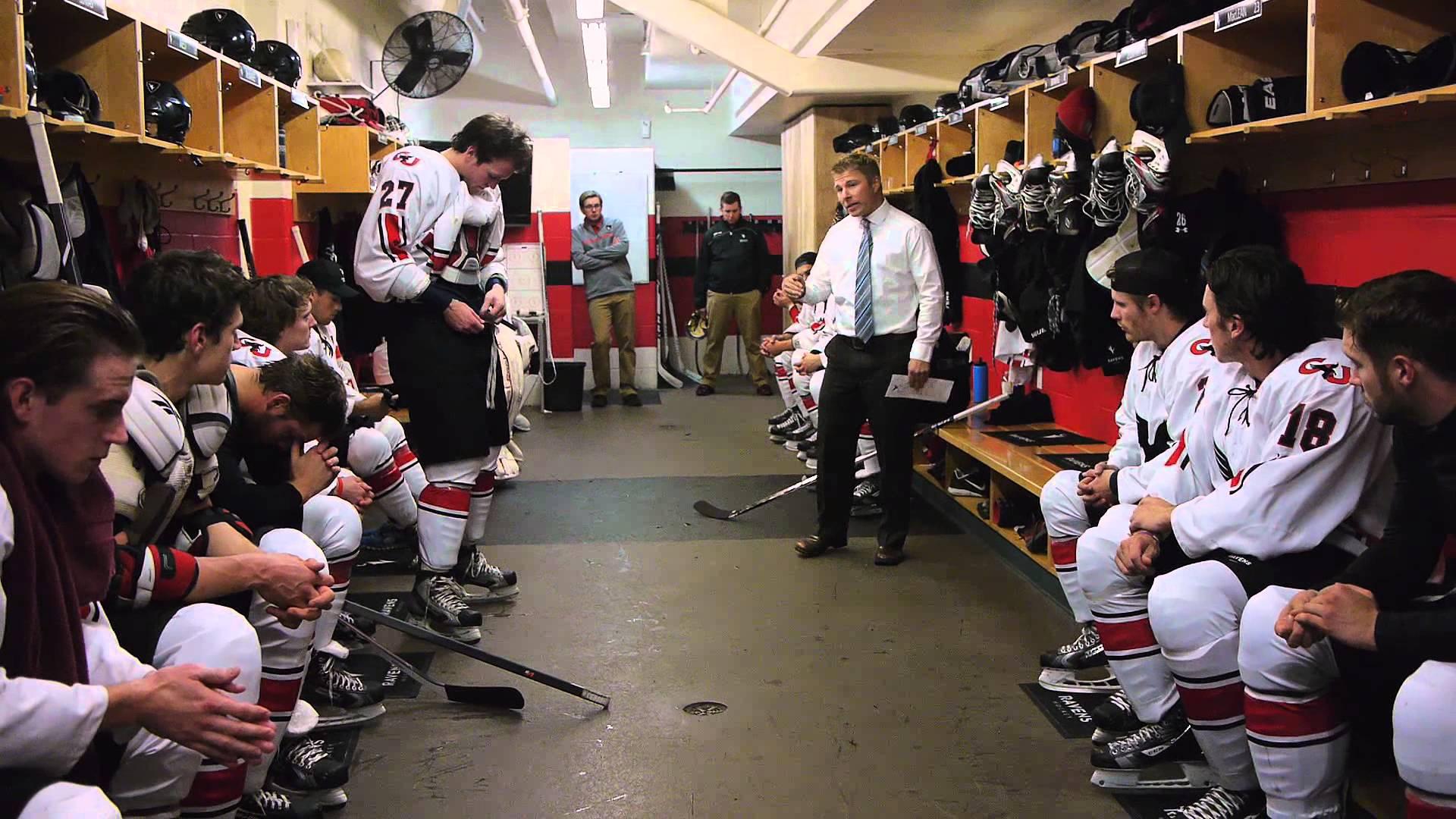 Carleton Ravens Men's Hockey 2013-14