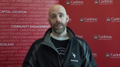 Thumbnail for: President Benoit-Antoine Bacon Congratulates Carleton University Graduates
